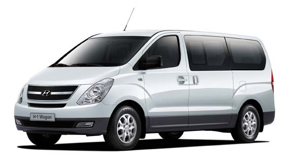 Hyundai H1 photo 10