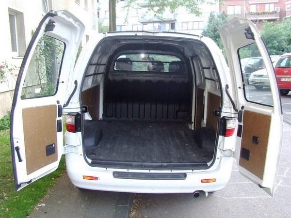 hyundai h1 cargo technical details history photos on. Black Bedroom Furniture Sets. Home Design Ideas