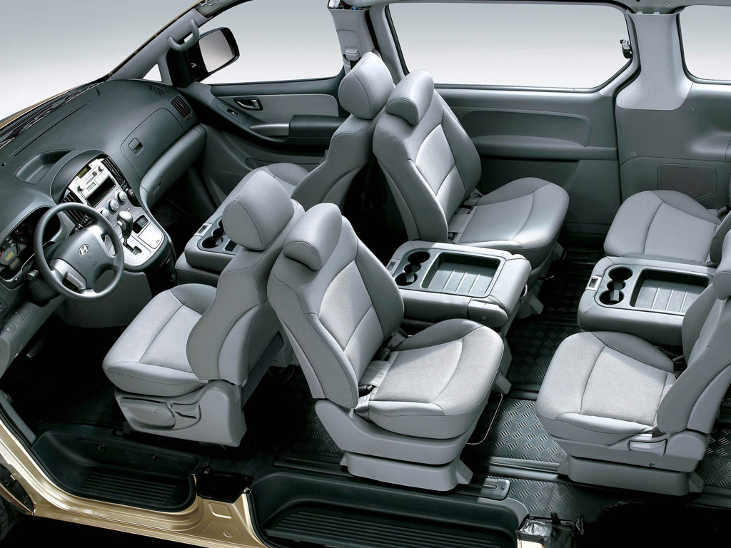 hyundai h1 travel technical details history photos on better parts ltd. Black Bedroom Furniture Sets. Home Design Ideas