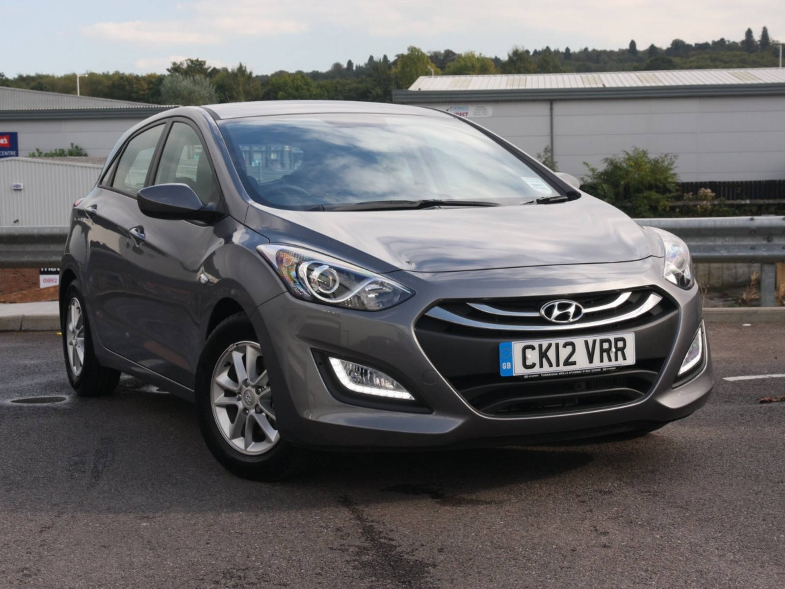 Hyundai I30 1 6 Crdi Technical Details History Photos On
