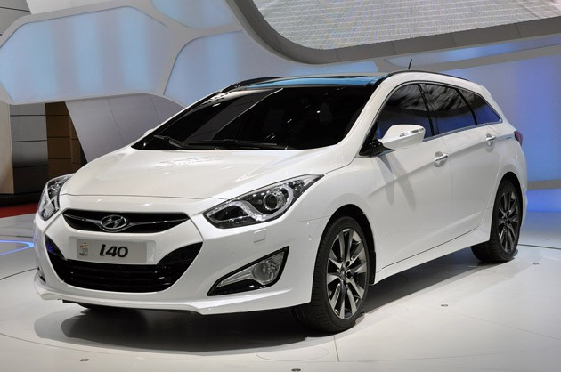 Hyundai i40 photo 02