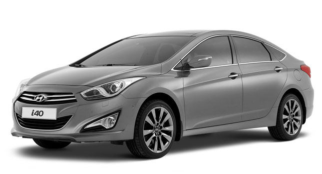 Hyundai i40 photo 07