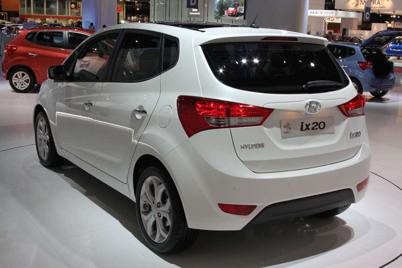 Hyundai Ix20 History Photos On Better Parts Ltd