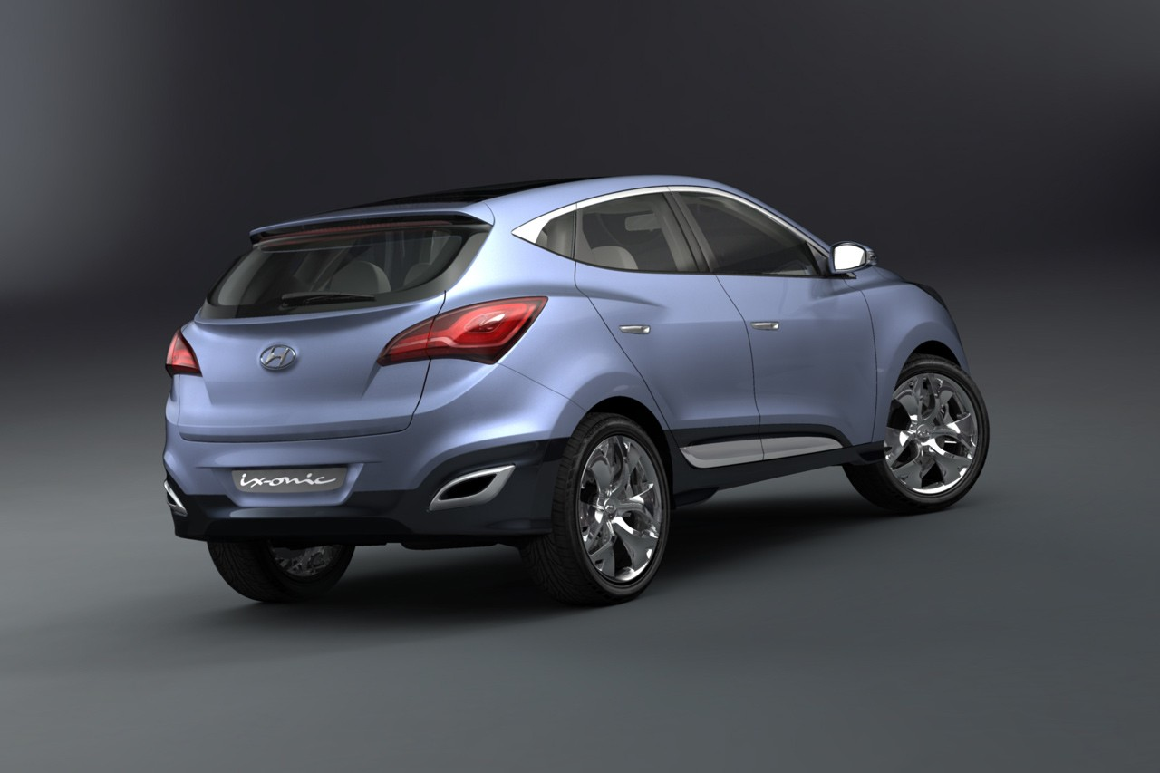 Hyundai ix30 photo 01