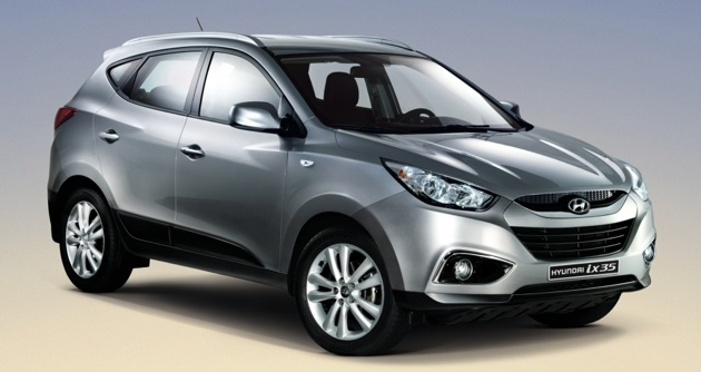 Hyundai ix35 photo 01