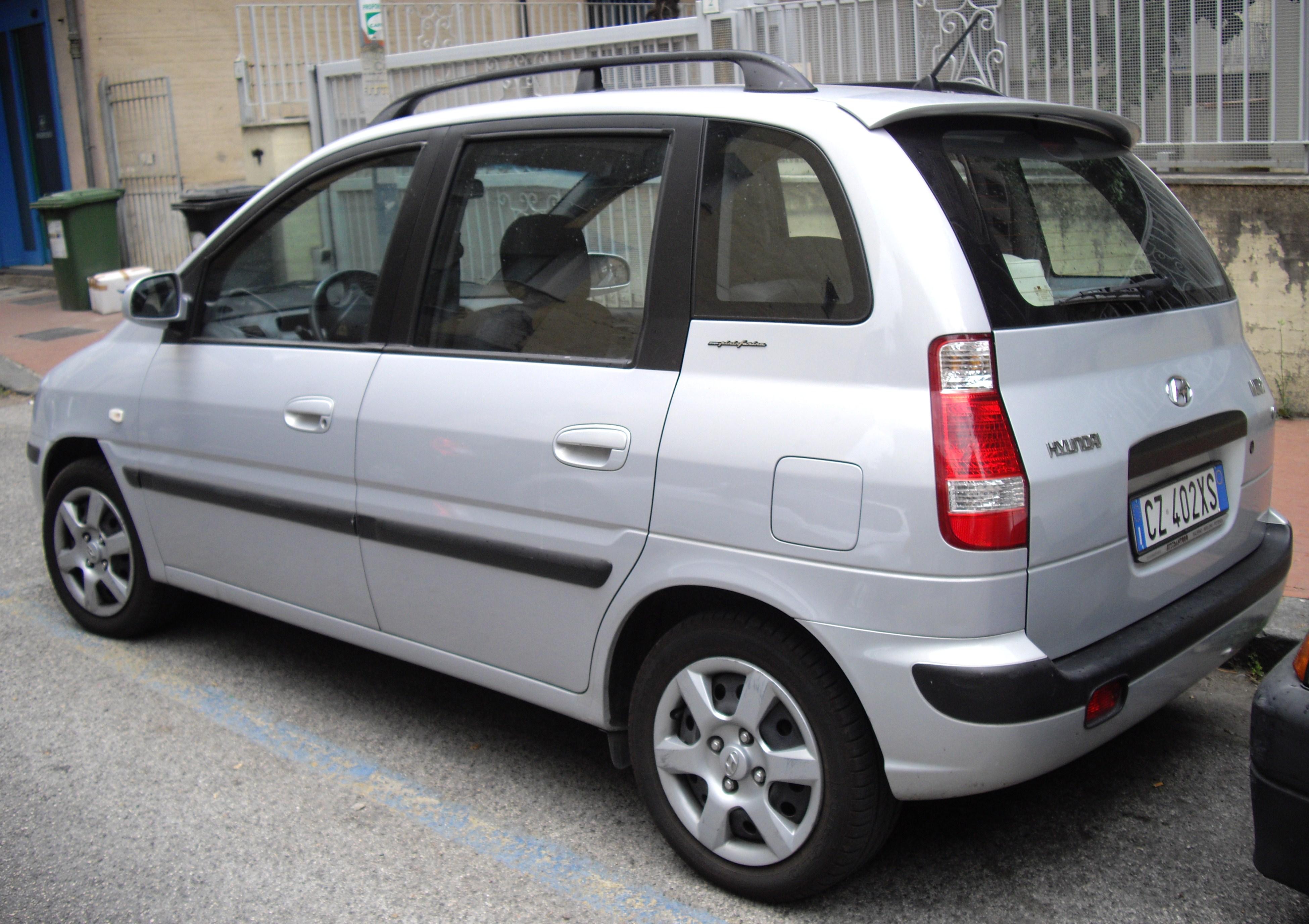 Hyundai Matrix image #6