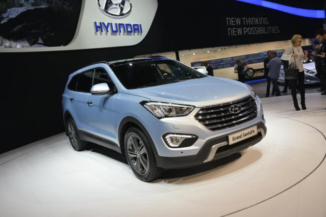 Hyundai Santa Fe Grand photo 04