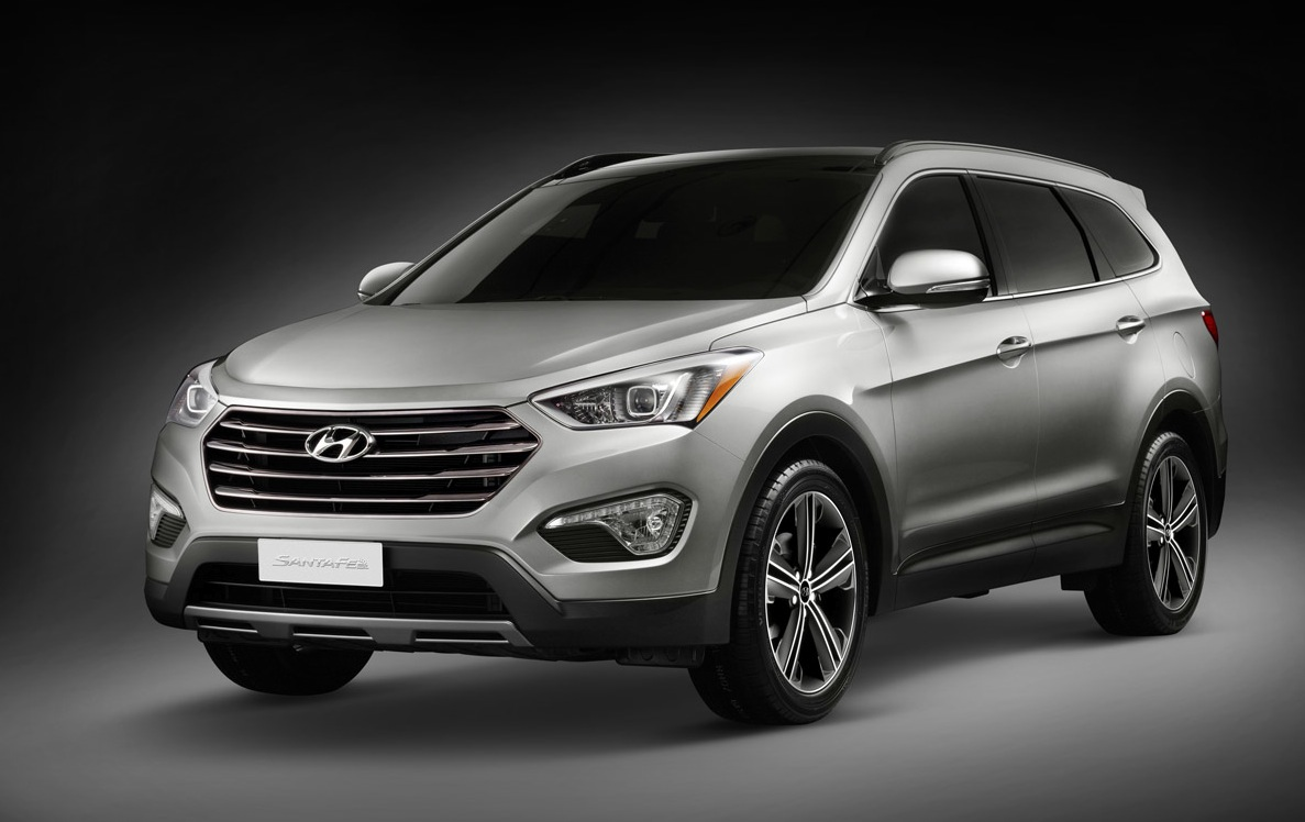 Hyundai Santa Fe Grand photo 06