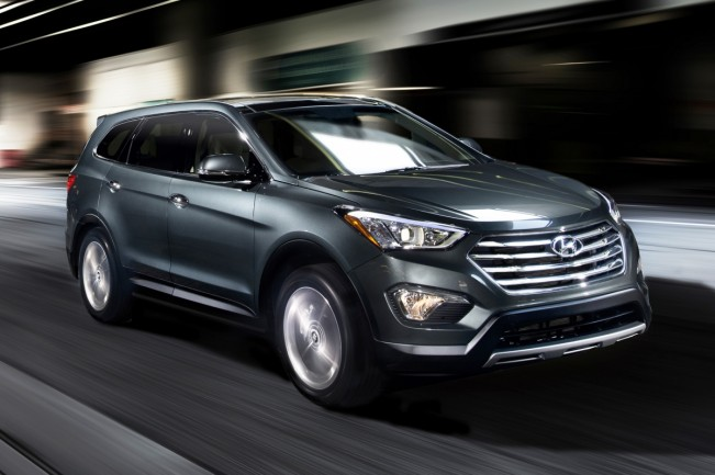 Hyundai Santa Fe Grand photo 08
