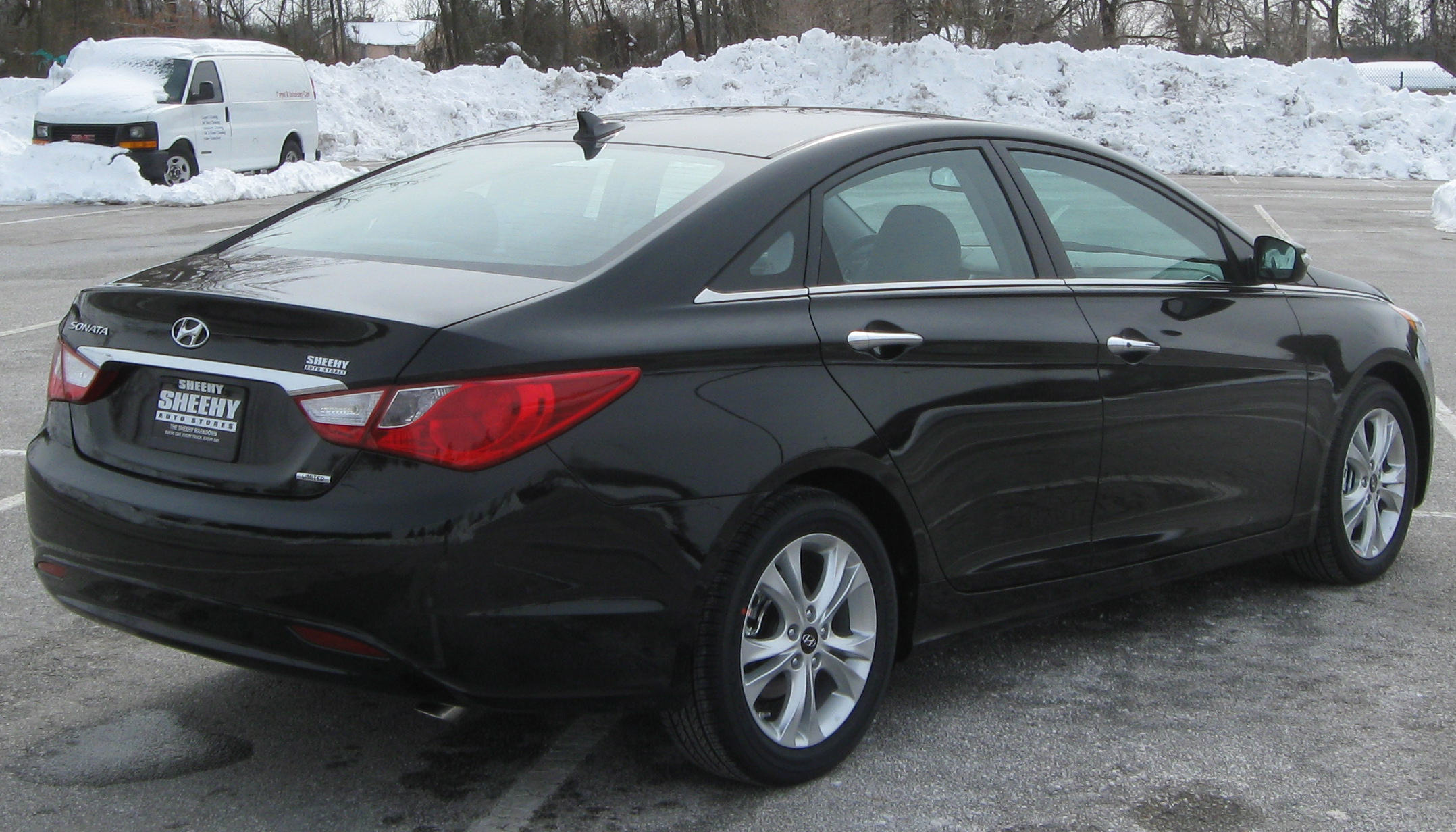 Hyundai Sonata history, photos on Better Parts LTD