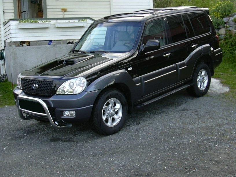 Hyundai Terracan Photo 06