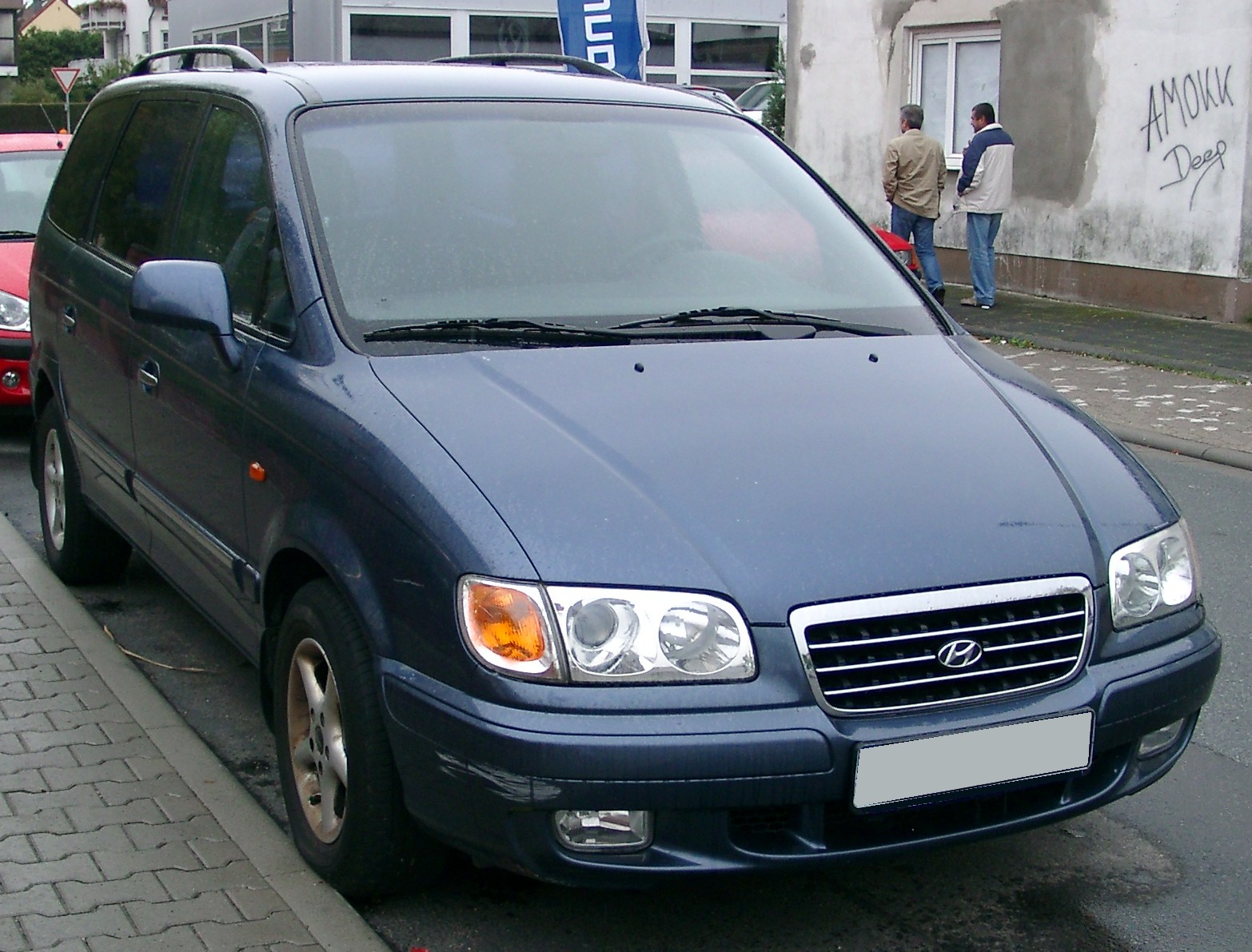 Hyundai Trajet photo 02