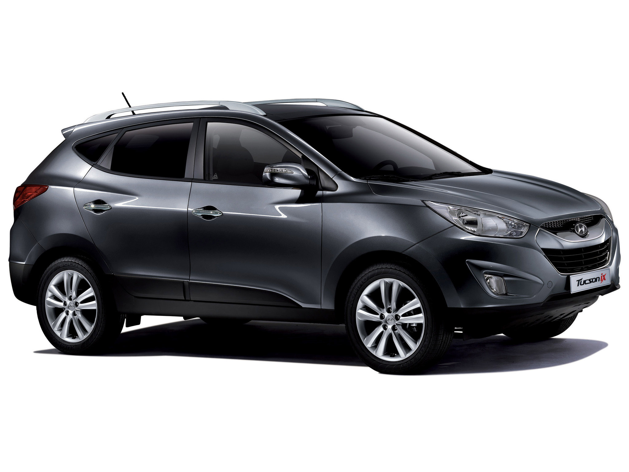 Hyundai Tucson photo 01