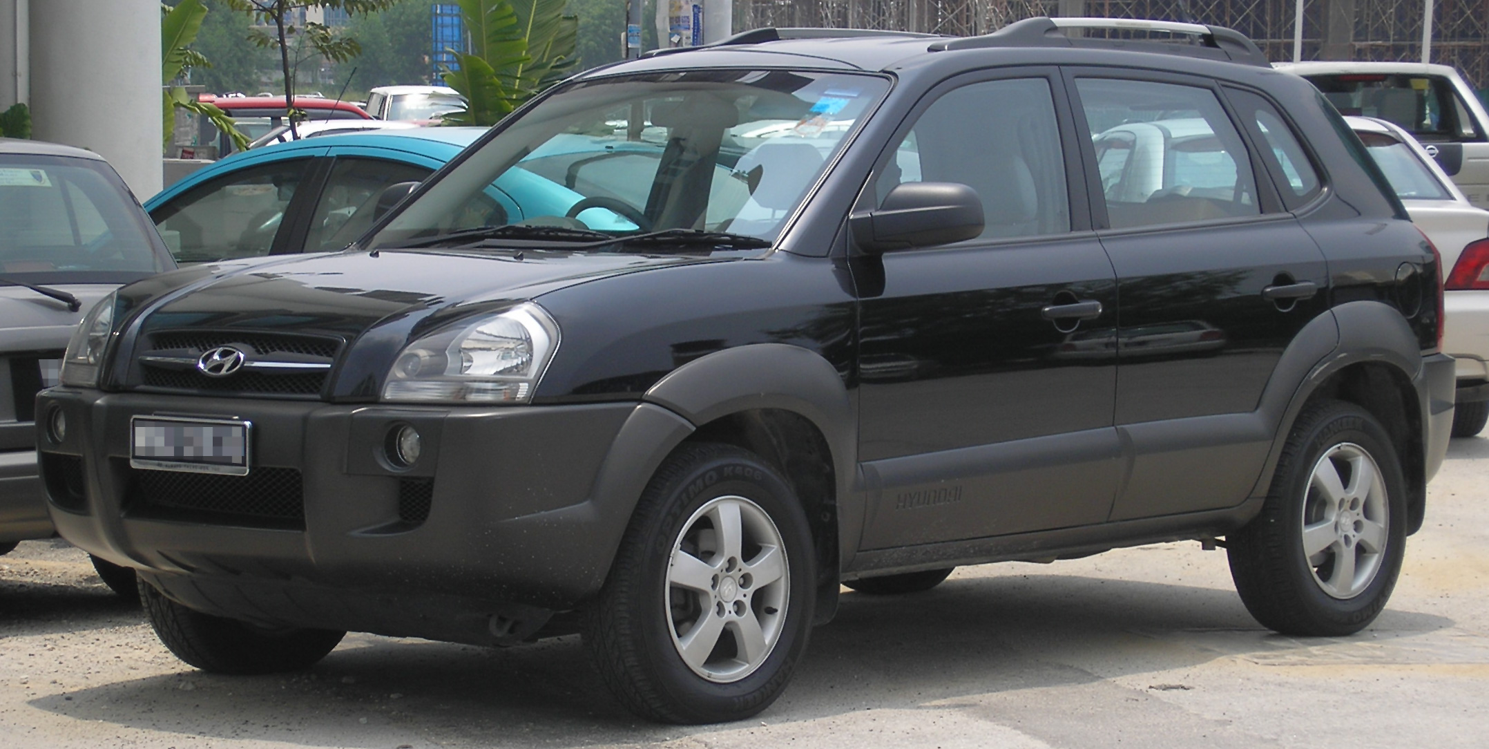 Hyundai Tucson photo 02