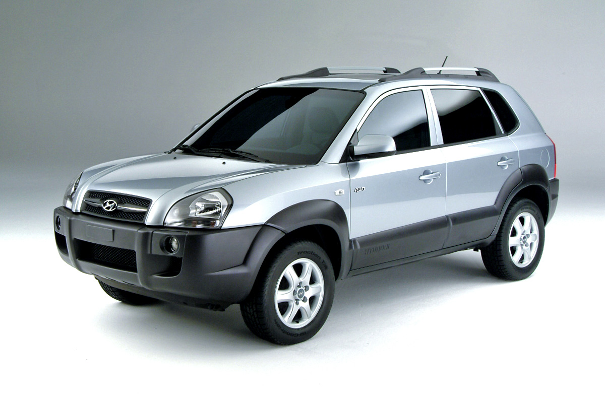 Hyundai Tucson photo 04