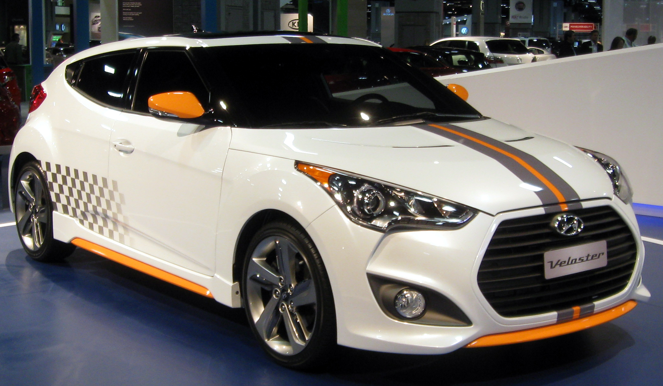 Hyundai Veloster Turbo photo 01