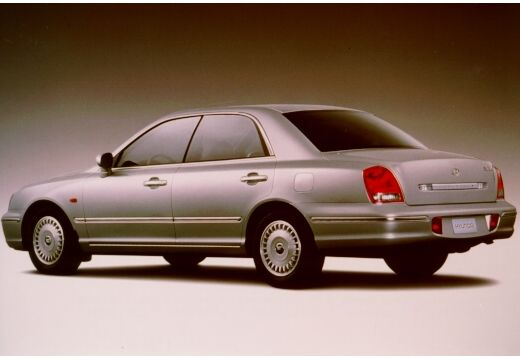 Hyundai XG 30 photo 04