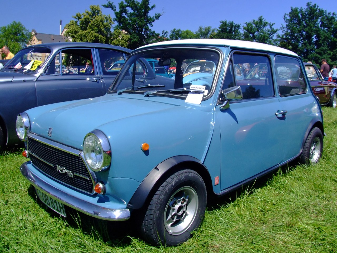 Innocenti Mini Cooper photo 01