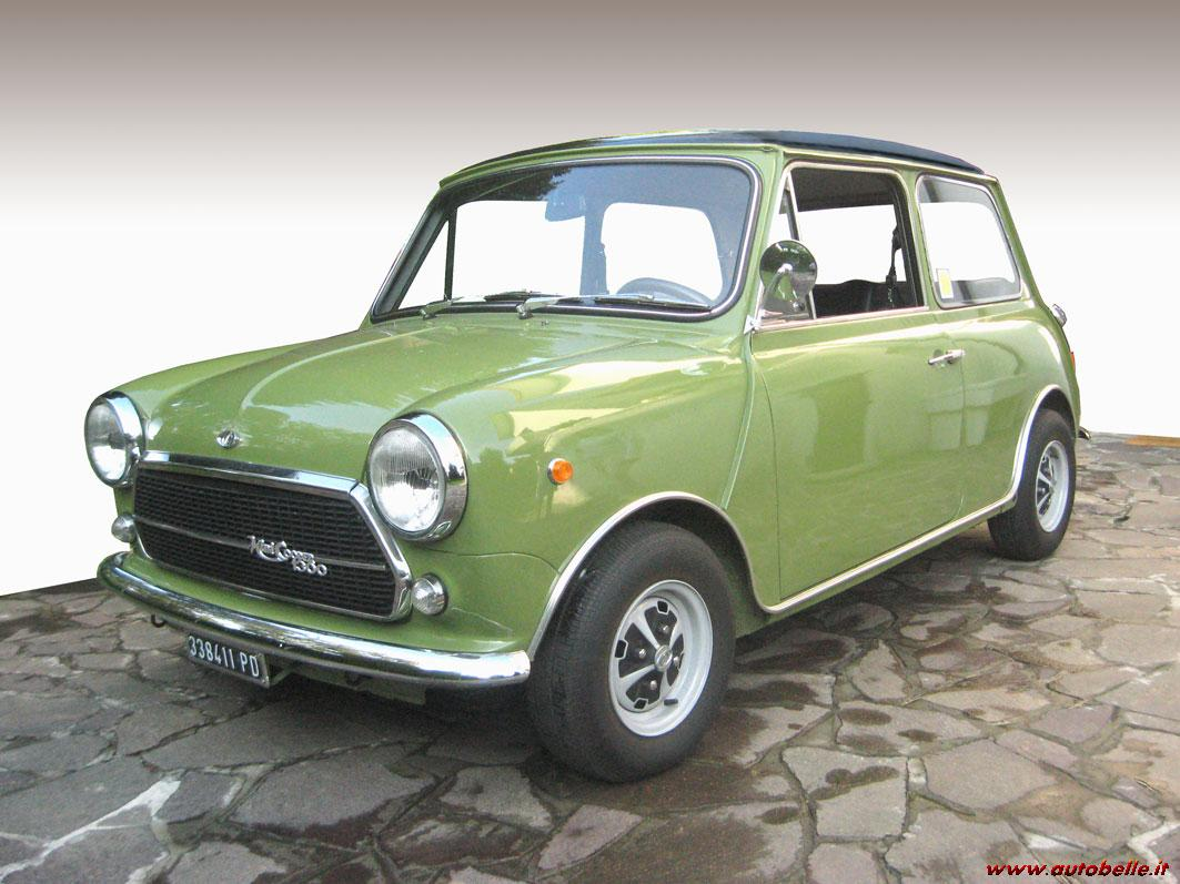 Innocenti Mini Cooper photo 05