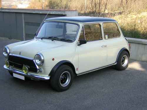 Innocenti Mini Cooper photo 08