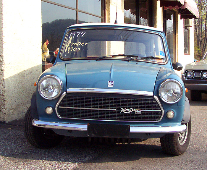 Innocenti Mini Cooper photo 09