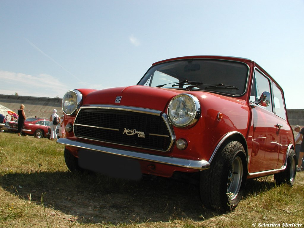 Innocenti Mini Cooper photo 15