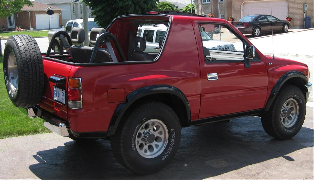 Isuzu Amigo photo 13