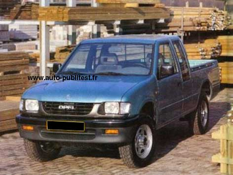Isuzu Campo photo 02