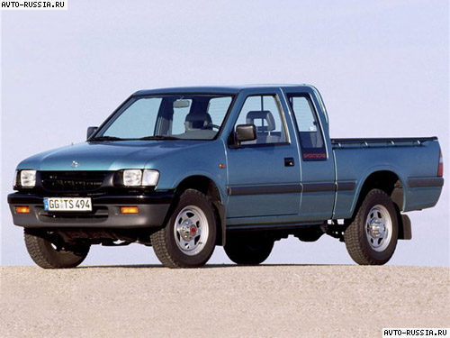 Isuzu Campo photo 07