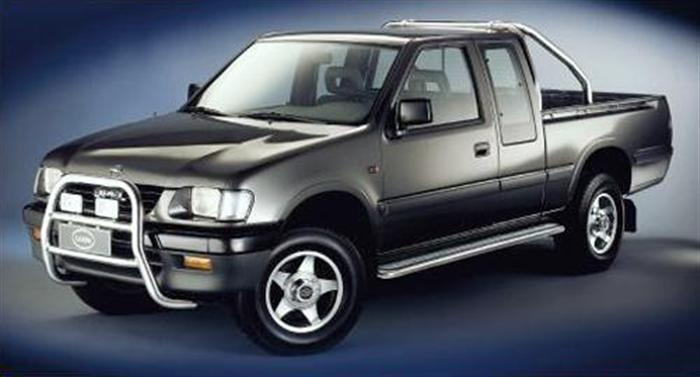 Isuzu Campo photo 09