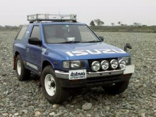 Isuzu Campo photo 11