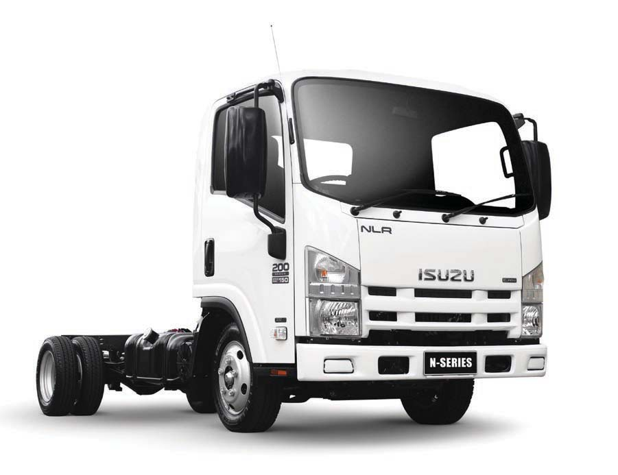 Isuzu N-Serie photo 01