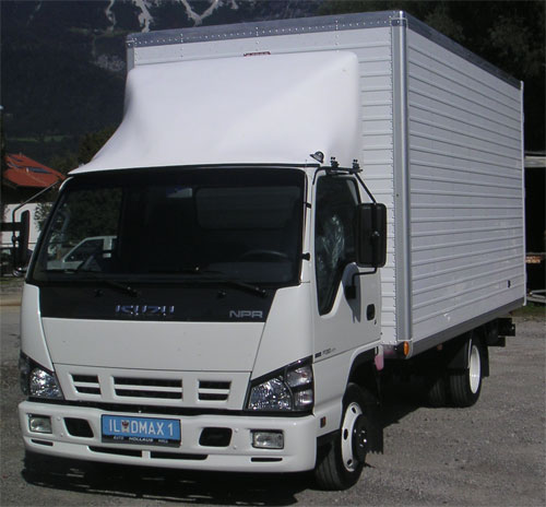 Isuzu N-Serie photo 03