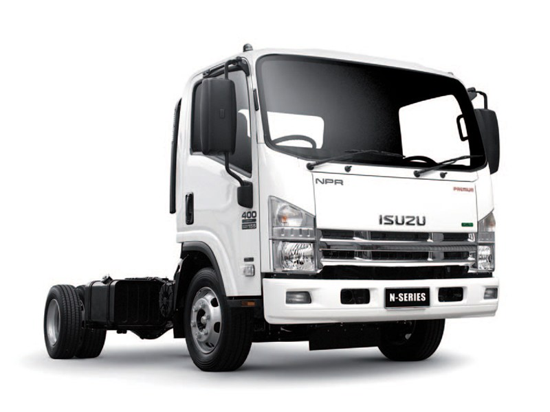 Isuzu N-Serie photo 05