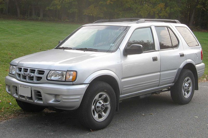 Isuzu Rodeo photo 12