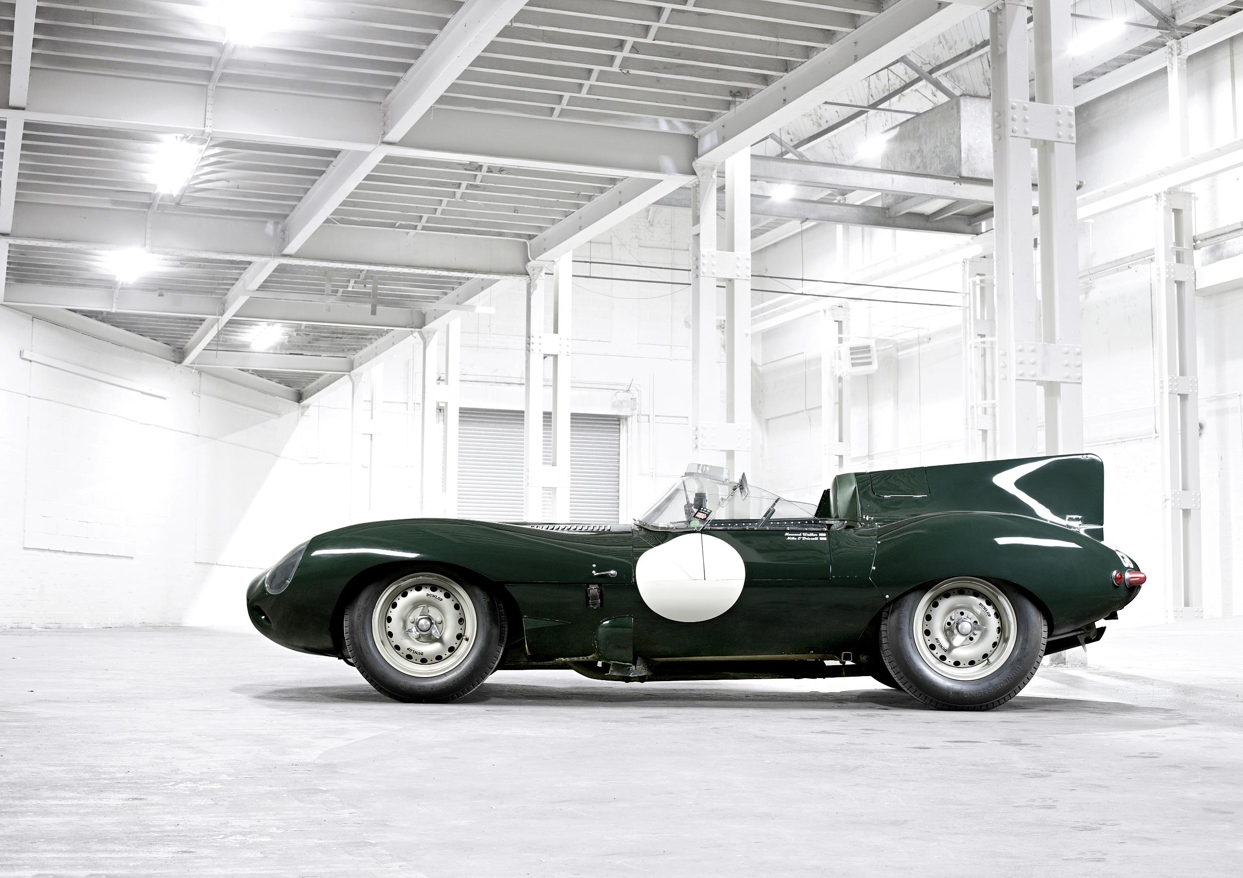 Jaguar D-Type photo 08