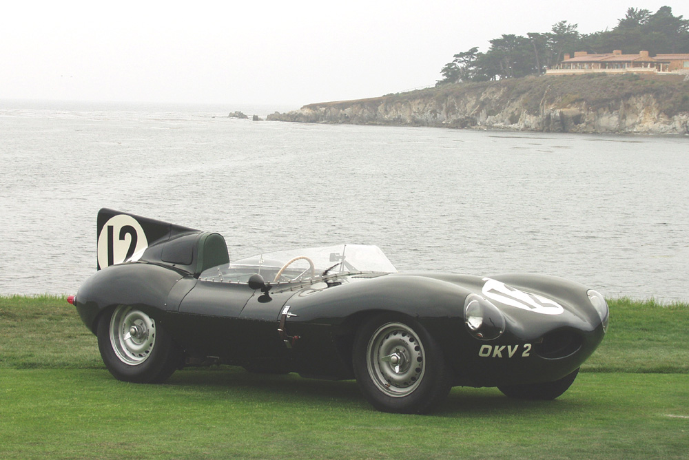 Jaguar D-Type photo 10