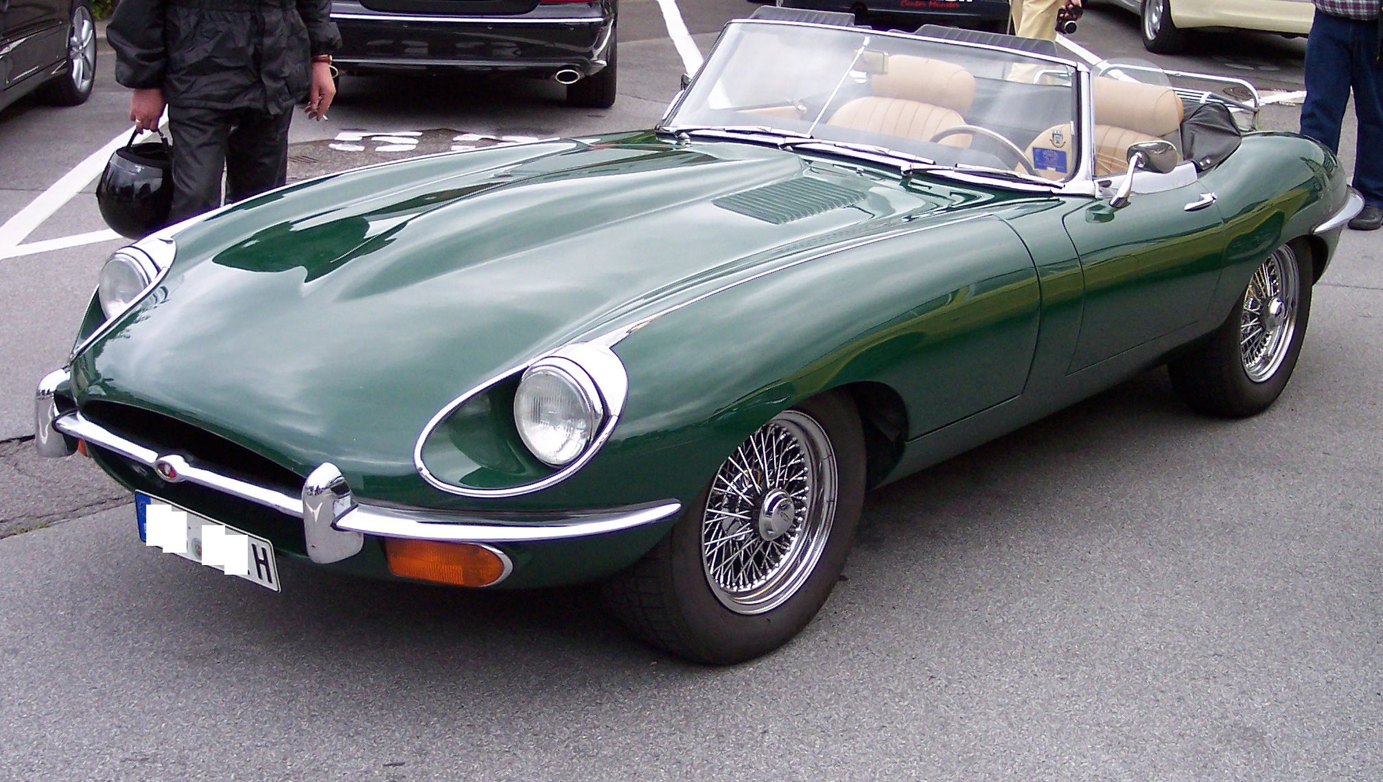 Jaguar E-Type photo 03