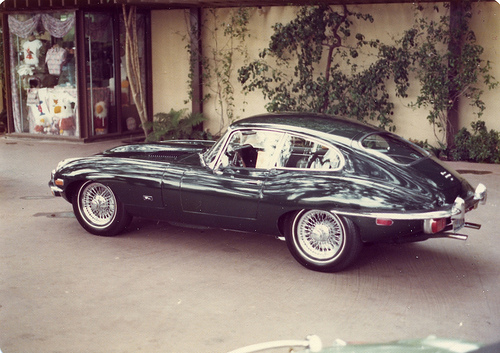Jaguar E-Type photo 06