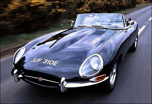 Jaguar E-Type photo 08