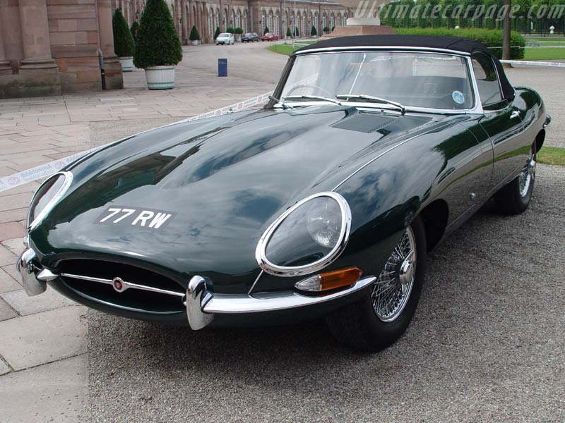 Jaguar E-Type photo 09