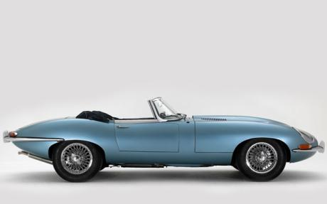 Jaguar E-Type photo 14