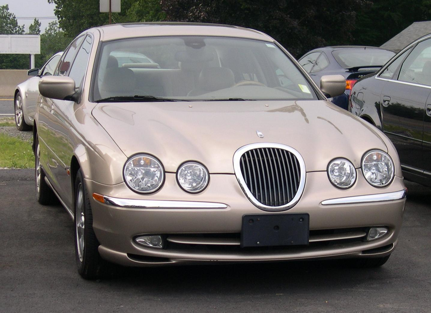 Jaguar S-Type photo 07