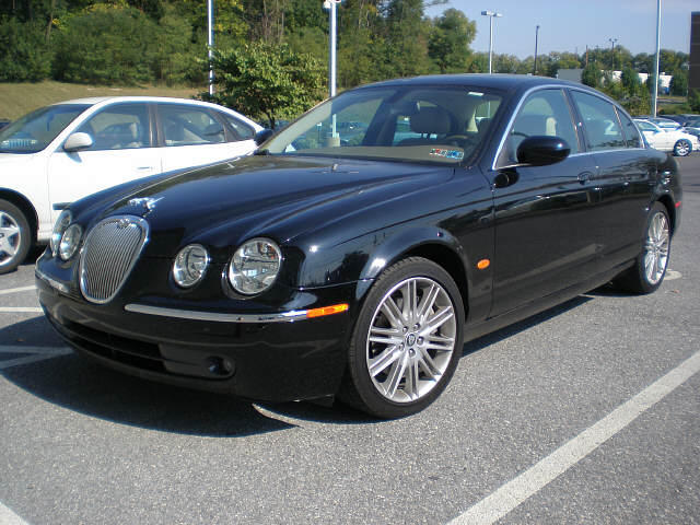 Jaguar S-Type photo 09