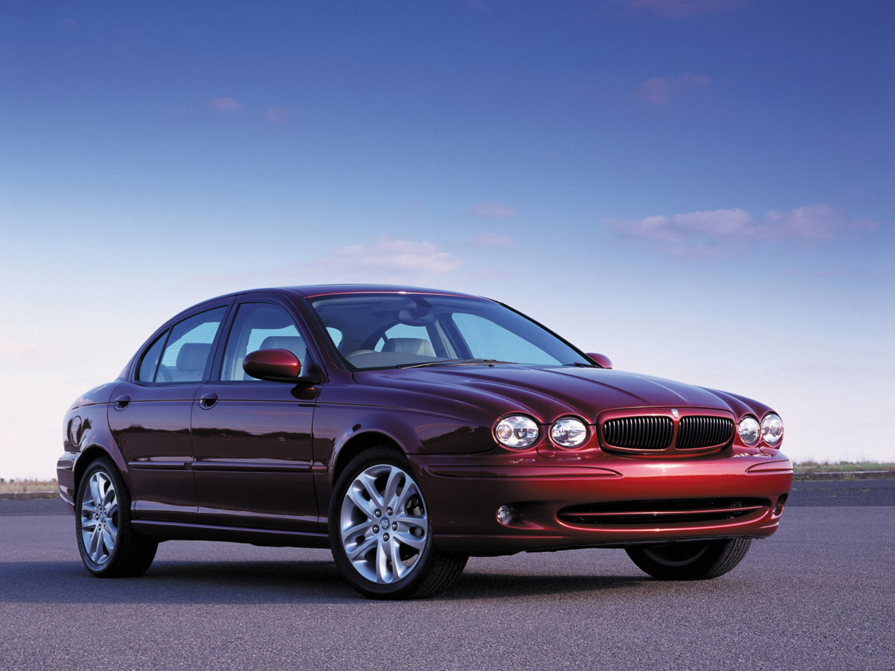 Jaguar X-Type photo 05