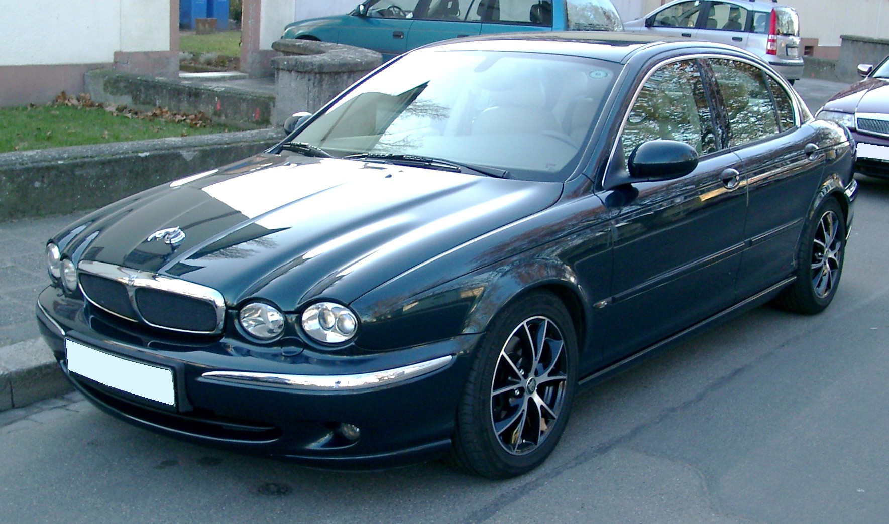 Jaguar X-Type photo 06