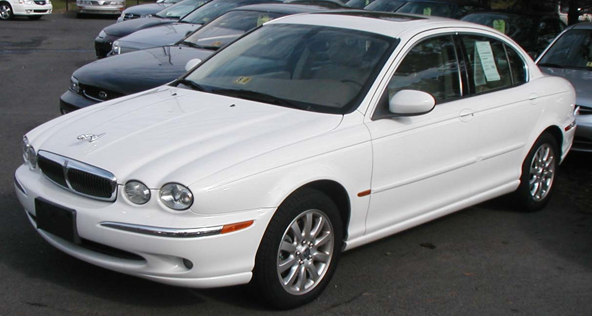 Jaguar X-Type photo 09