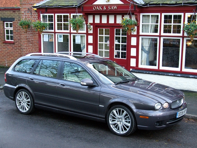 Jaguar X-Type Estate image #2