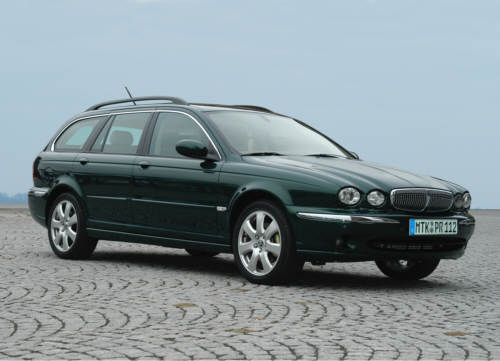 Jaguar X-Type Estate image #5