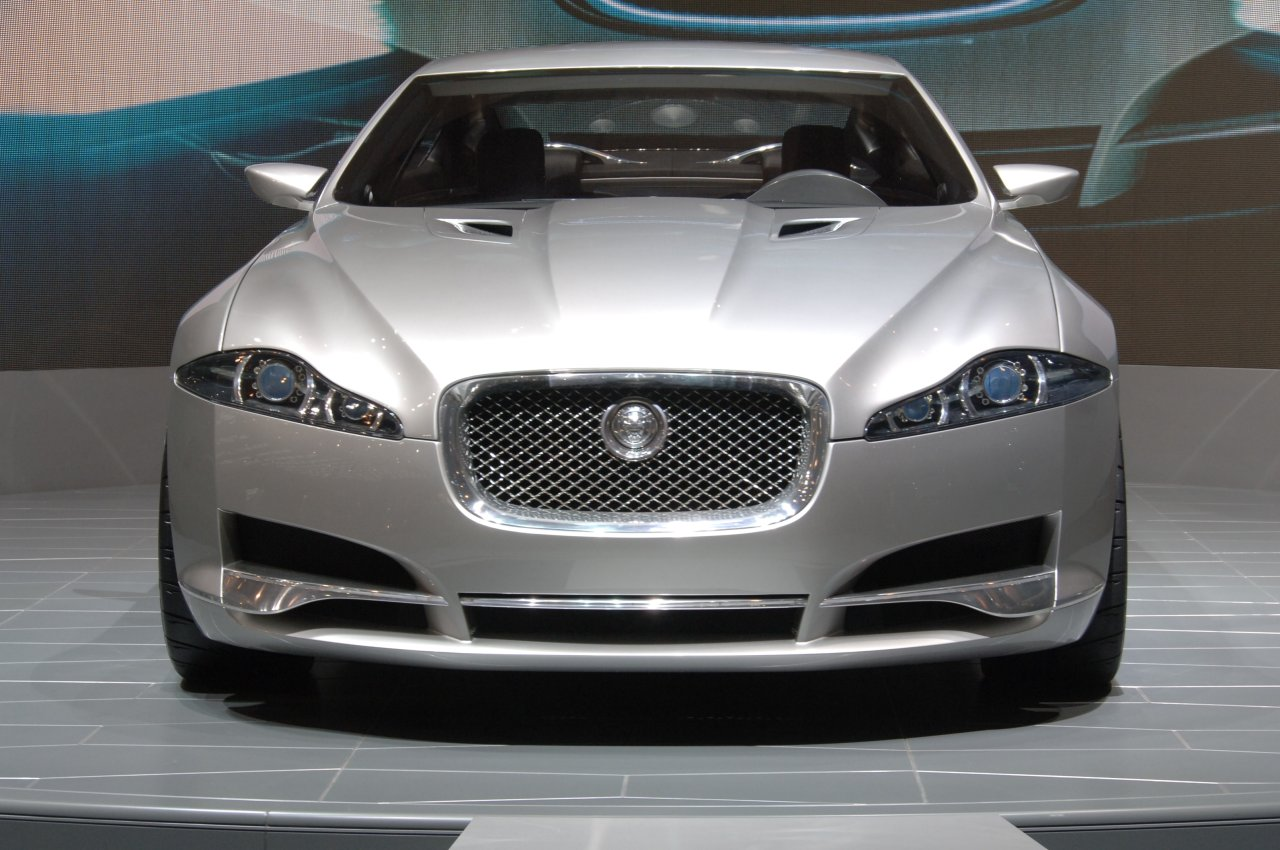 Jaguar XF photo 06